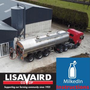 MilkedIn App